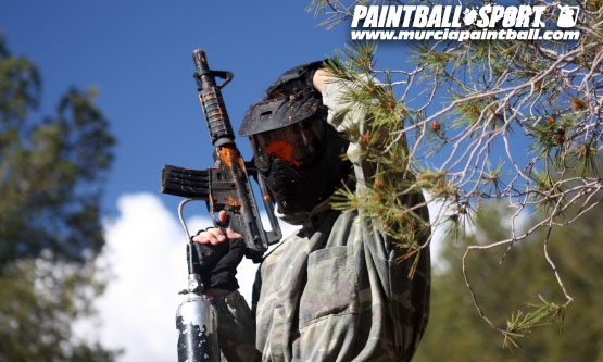 Paintball Sport