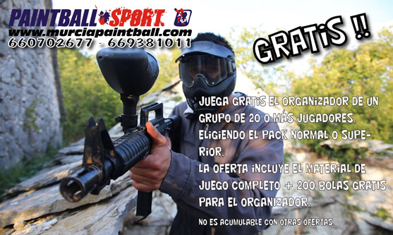 Juega gratis al paintball